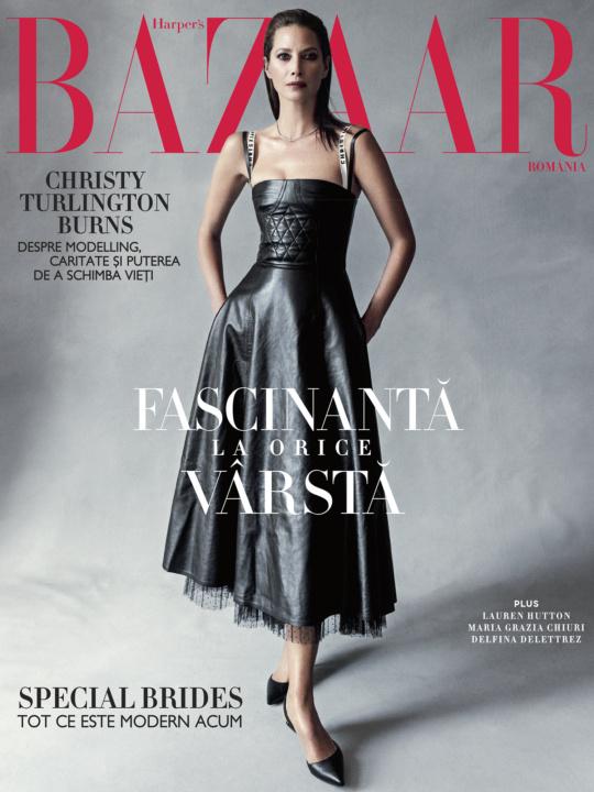 Harper's Bazar, April '17