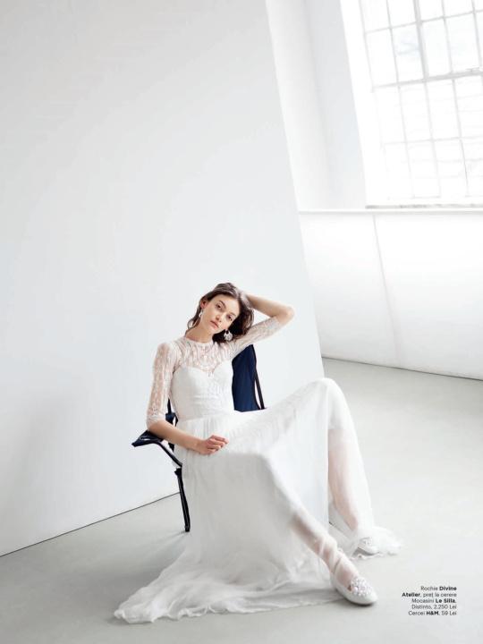 Harper's Bazar, Martie '18