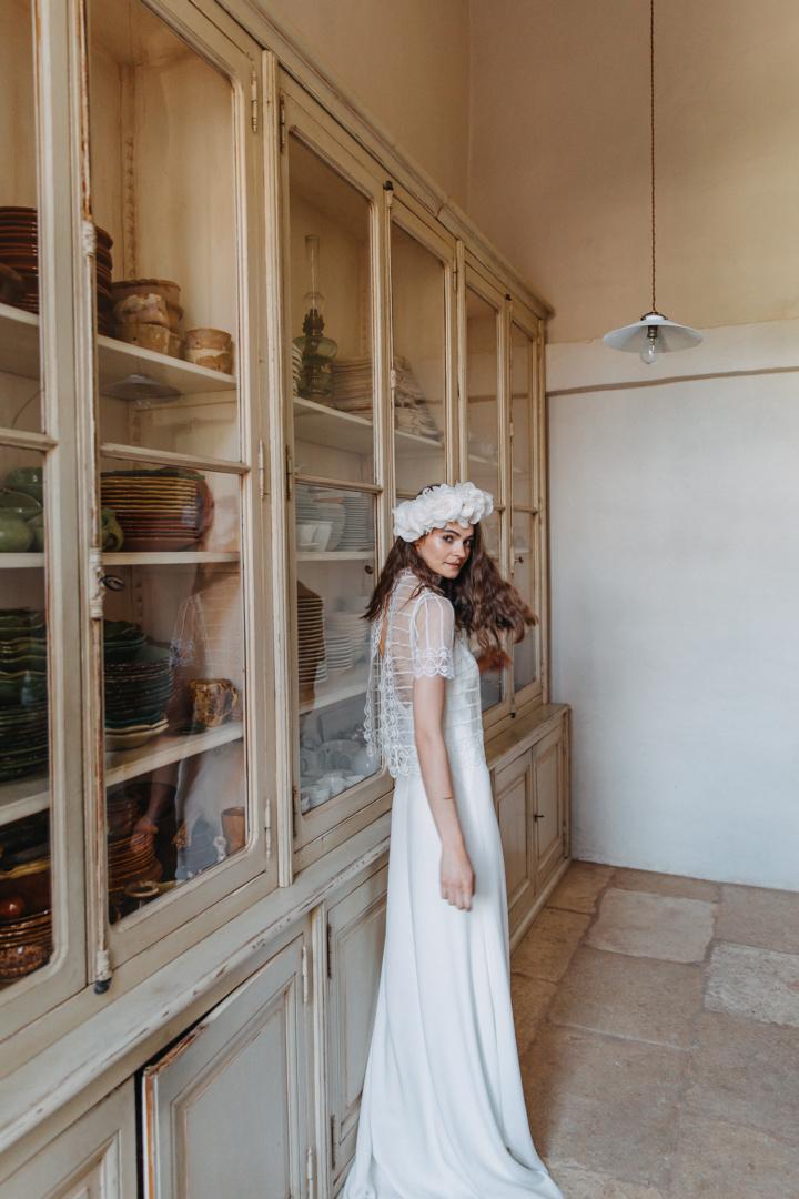 Pina Dress & Sonia Bolero